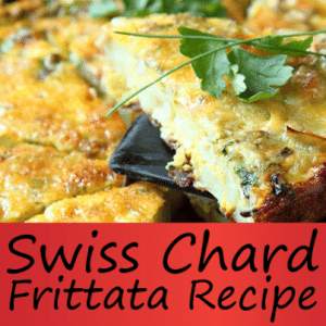 The Chew Swiss Chard Frittata Recipe, Calabrese Bomba & Pan Con Tomate