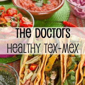 The Doctors in Dallas: NBA Dirk Nowitzki & Healthy Tex-Mex Recipes