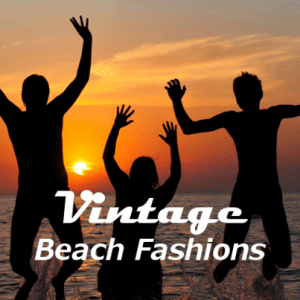 Vintage Beach Fashions: American Apparel Button-Down Review & Keds