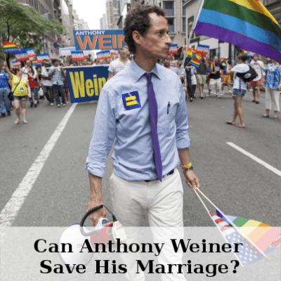 Today Show Family Therapist: Can Anthony Weiner Save His Marriage?