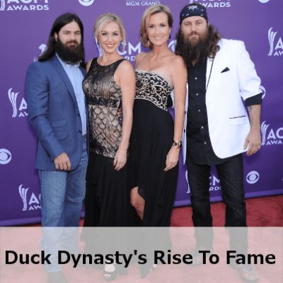 Duck Dynasty Season Four Preview & Adjusting To Duck Dynasty Fame