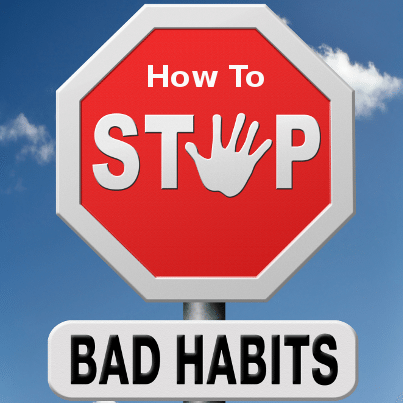 bad habits essay 8 tips for breaking bad writing habits blossom in