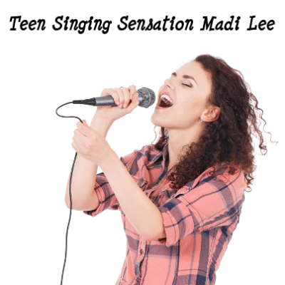 "Teen Singer Madi Lee Covers ""We Are Never Ever Getting Back Together"""