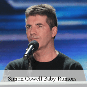 Simon Cowell's Possible Baby & Russell Brand Disses Katy Perry