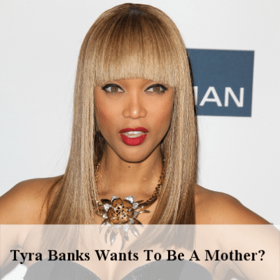 Steve Harvey: Tyra Banks On Being A Mother & Gluten Free Recipes