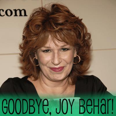 Alan Alda & Susie Essman Toast Joy Behar, 16 Years on The View