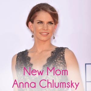 The Talk: Anna Chlumsky New Baby & Khloe Kardashian on North West