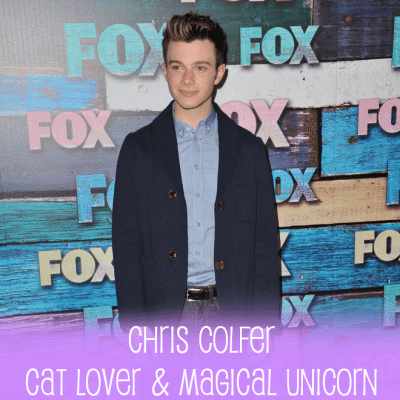 Chris Colfer Book of Stories 2 & Amanda Seyfried's Dog Has a Twitter
