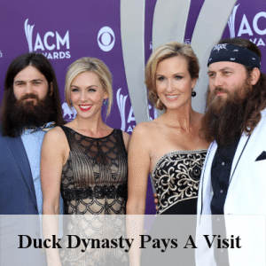 Jace Robertson Booted from New York Hotel & Duck Dynasty Makeover