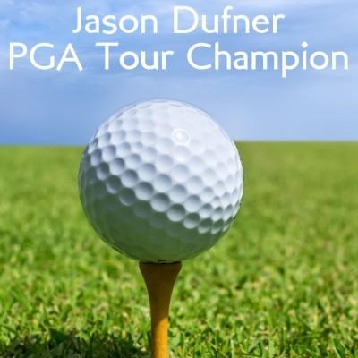 Jason Dufner PGA Tour + Dufnering & Michael Strahan Dude-oir Photos