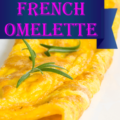 Rachael Ray: Jacques Pepin Classic French Omelette Recipe