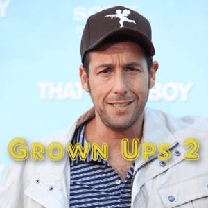 Katie: Adam Sandler Vs Titus Ashby Free Throws + Grown Ups 2 Blu-Ray