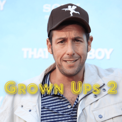 Katie: Adam Sandler Vs Titus Ashby Free Throws + Grown Ups 2 Blu-Ray