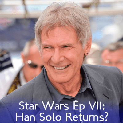 Kelly & Michael: Harrison Ford Paranoia & Star Wars Episode VII