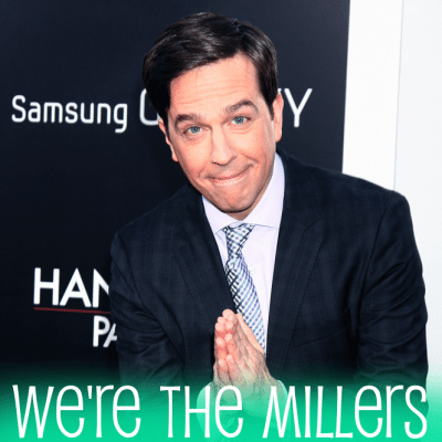 """The View: Ed Helms We're The Millers & Robin Thicke """"Blurred Lines"""""""
