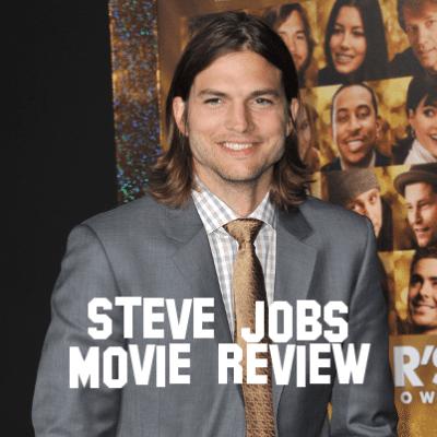 Good Morning America Jobs Review: Ashton Kutcher Playing Steve Jobs