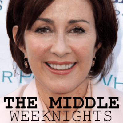 Patricia Heaton The Middle Season 5 + The Middle Reruns Weekdays