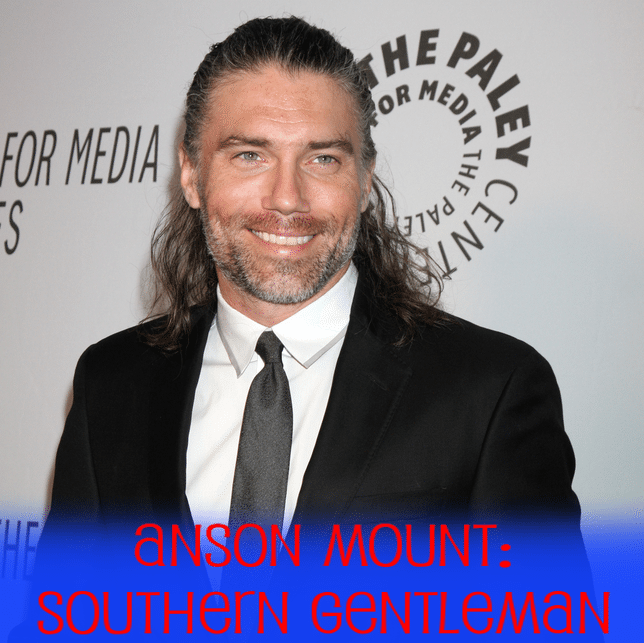 Anson Mount s Celebrity Crush Bernadette Peters  amp  Next Batman Series Anson Mount Batman