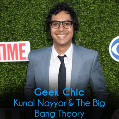 The Talk: Big Bang Kunal Nayyar & Caring for Olive & Brown Skin