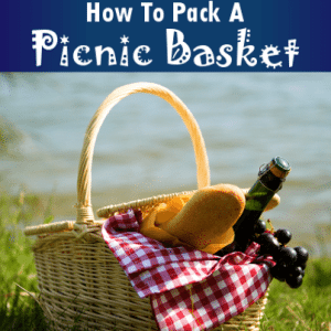 The Chew: How To Pack A Picnic Basket + Dessert M&M Blondie Recipe