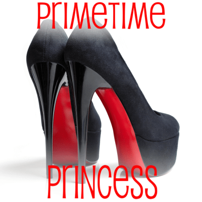 Lindy DeKoven Primetime Princess Book Review & Meeting George Clooney