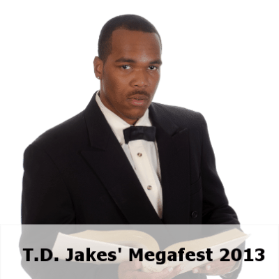 Today Show: T.D. Jakes Megafest 2013 Fighting For American Families