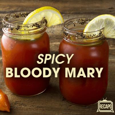 Rachael Ray: Bloody Mary Recipe & Bloody Mary Bar