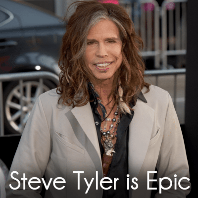 Steven Tyler Voices Nim Galuu in Epic & Baby Booty Camp Workout Review