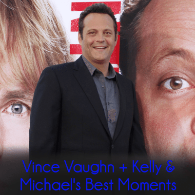 Kelly & Michael's Favorite Moments: Vince Vaughn & Psy Performs