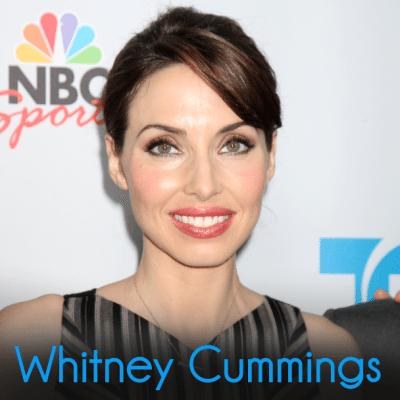 Kelly & Michael: Whitney Cummings Co-Host