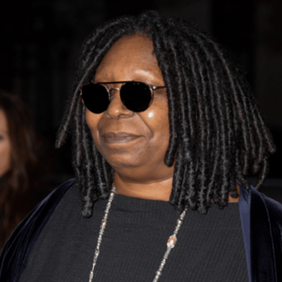 Whoopi Goldberg will come by The Chew on June 4, 2015, to talk about 'The View' and to help The Chew crew make some great breakfast recipes. (Miro Vrlik Photography / Shutterstock.com)