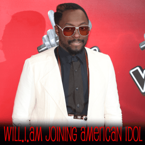 Will.I.Am Joining American Idol Judges & Pen Pals Meet After 74 Years