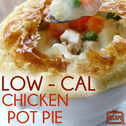 Aaron McCargo, Jr, aka Big Daddy, shared his kid-friendly recipe for Cheater's Chicken Pot Pie.