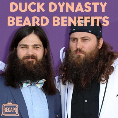 Dr. Oz spoke with the cast of Duck Dynasty about their famous beards