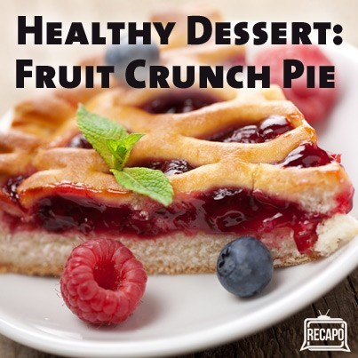 healthy food fruits healthy fruit pie recipes