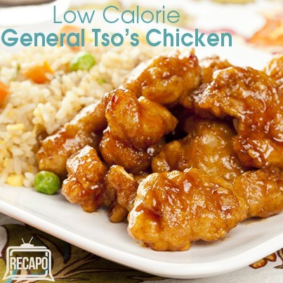 The Chew: Daphne Oz Lighter General Tso's Chicken Recipe with 550 Calories