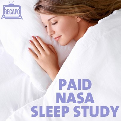 NASA Will Pay $18,000 To Watch You Rest In Bed--Really