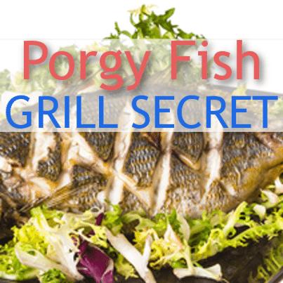 Rachael ray whole grilled porgies recipe with smokey for Porgy fish recipe