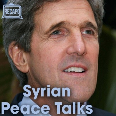 In a 60 Minutes exclusive interview, Scott Pelley interviewed Secretary of State John Kerry on the topic of Syrian peace talks. (s_bukley / Shutterstock.com)