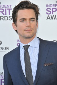 Matt Bomer stopped by Ellen to talk about his incredible performance in The Normal Heart and how he lost an incredible amount of weight for the role. (Jaguar PS / Shutterstock.com)