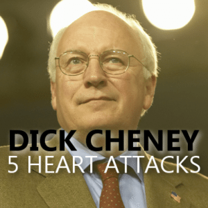 Dick cheney and mias