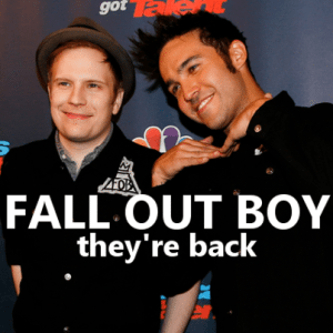 "Kelly & Michael: Fall Out Boy ""Centuries"""