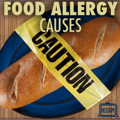 Food Allergy That Makes You Tired