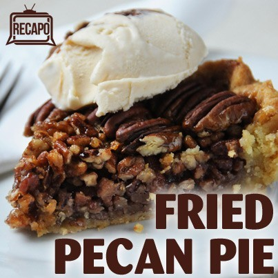 The Chew: Fried Pecan Pie Recipe + Charles Esten Nashville Season 2