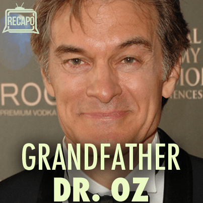 Dr Oz Becoming a Grandfather + Pregnant Daughter Daphne Oz Due Date