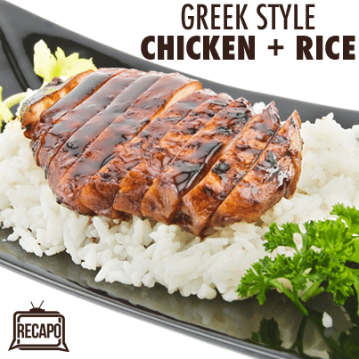 The Chew: Greek-Style Chicken & Rice Recipe with Michael Symon