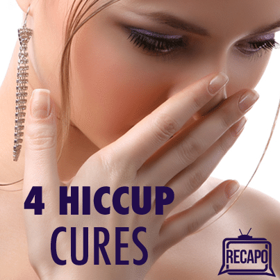 Remedy hiccups adults