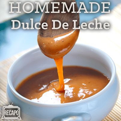 The Chew: Payday Candy Bar Recipe with Homemade Dulce De Leche