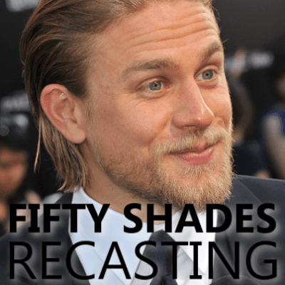 Charlie Hunnam Fifty Shades of Grey Recasting + Children Named Messiah