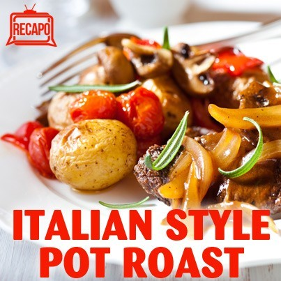 Rachael Ray Italian Style Pot Roast: Grandpa's Braised Beef Recipe